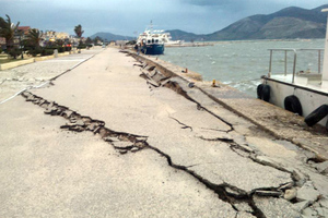 Στο Ληξούρι οι περισσότερες ζημιές